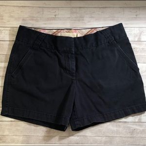 ** J. Crew Women's Chino Shorts Size 6